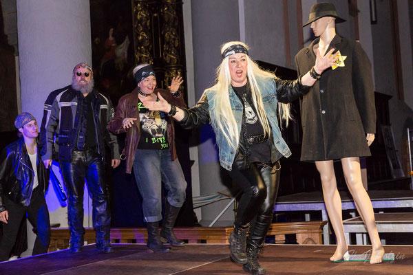Die Goldberg-Vatiationen Theater Ludus 2017
