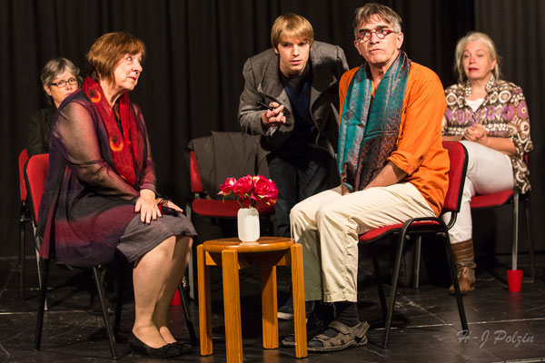 Blütenträume  Spürbar Theater 2015