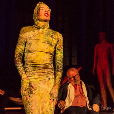 Die Goldberg-Variationen Theater Ludus 2017