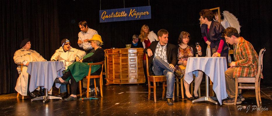 Was ist denn bloß in Widdau los?  Theater Kunterbunt 2015