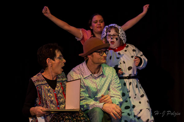 Der Zauberer von kOnZen  Theater Kunterbunt  2020