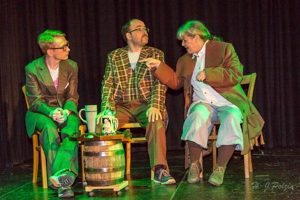 Die lustigen Weiber von Witzerath Theater Kunterbunt 2018