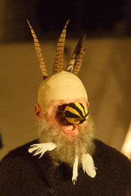 Die Vögel Theater Ludus Aachen, 2013