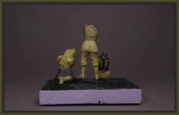 WWI Figure Conversion