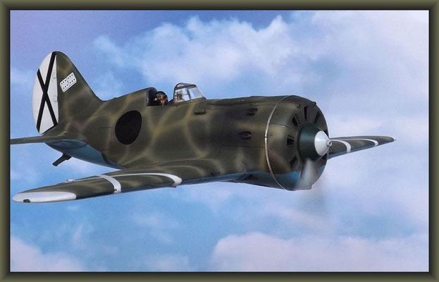 Polikarpov I-16 Type 10, Dogfight