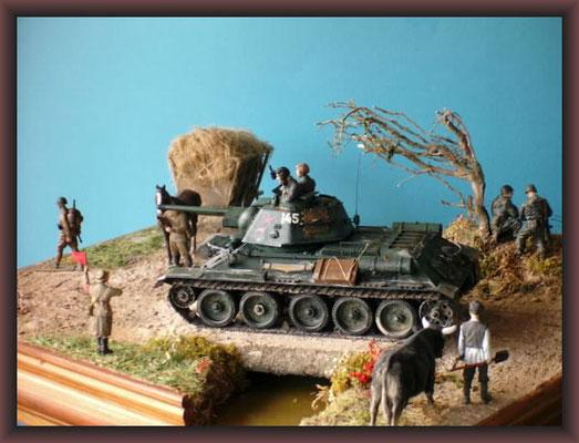 T-34/76, Model 43