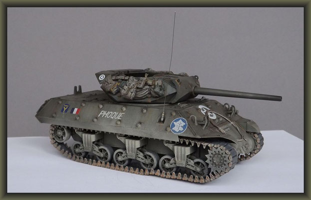 M-10 TD ; Diorama 1:35 ; Stage 8