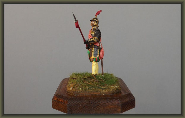 The Lobster ; Old Shako Figure ; Completion