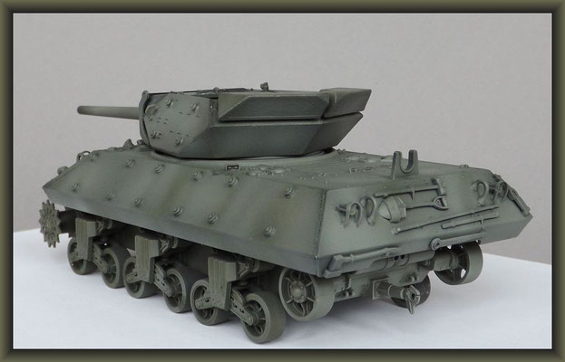 M-10 TD ; Diorama 1:35 ; Stage 6