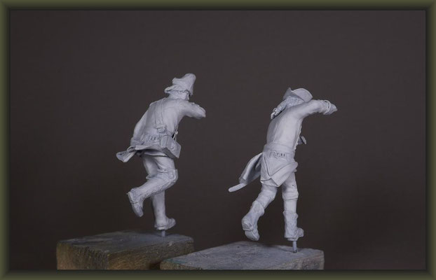 Airfix 54mm Figure Conversion