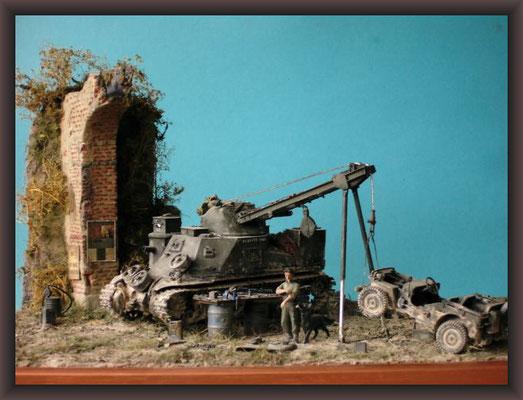 Bergepanzer M3