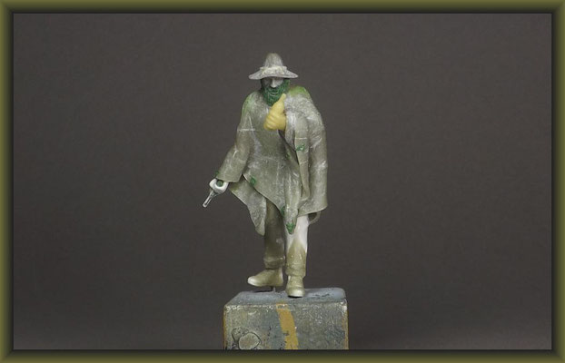 ACW. 54mm Figure Conversion, Building Report