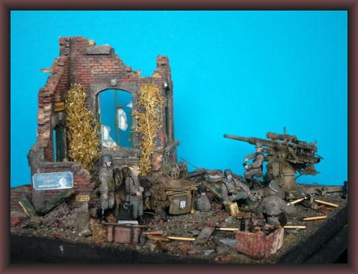 88mm PAK, Arnhem 1944