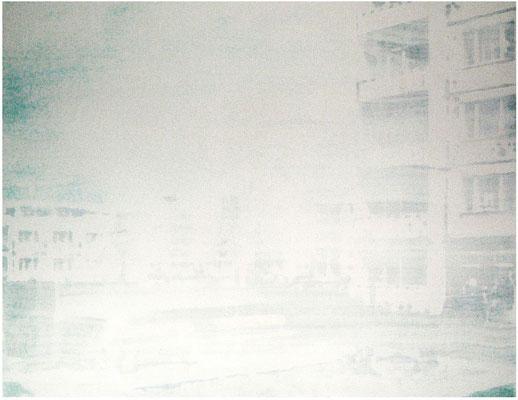 <b>Kinderspielplatz</b><br />2006<br />Acryl auf Baumwolle<br />100 cm x 150 cm
