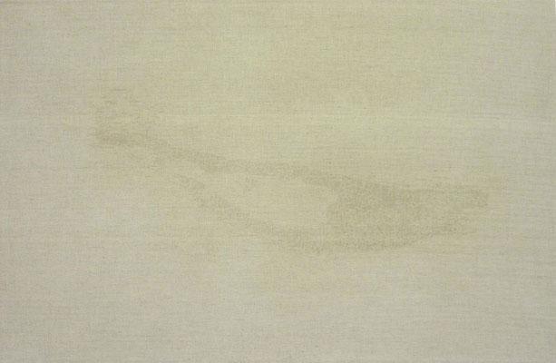 <b>N.N. 431</b><br />2015<br />Sepiatusche auf Leinen<br />75 cm x 115 cm