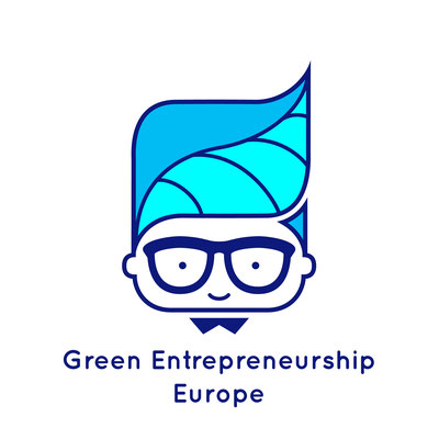 Green-E Logo Blue