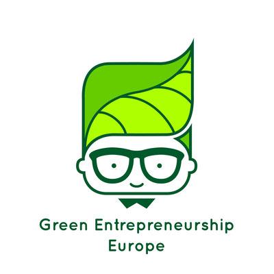 Green-E Logo Green