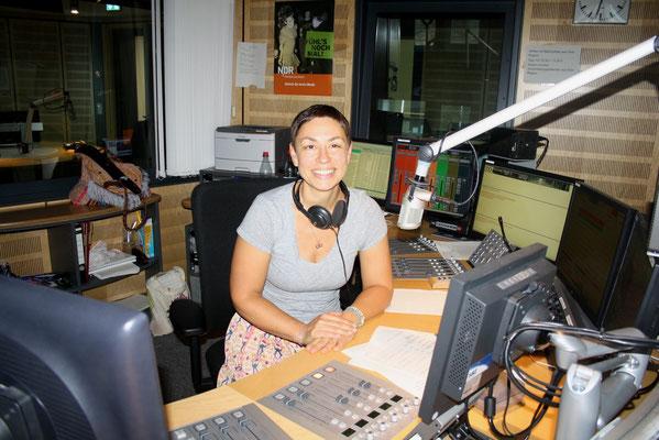 Martina Gilica, Moderatorin