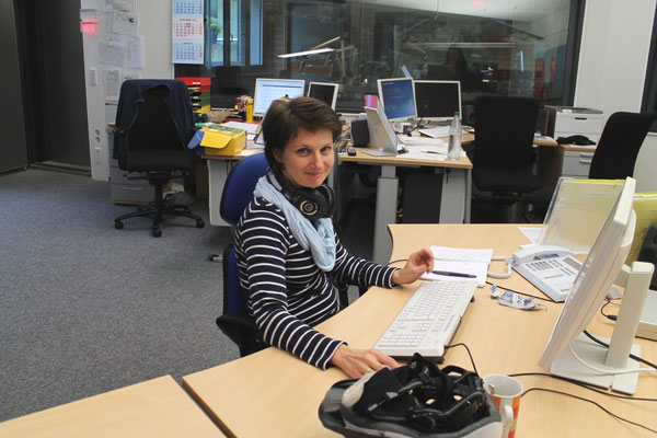 Katharina Seiler, Hörfunkredakteurin Funkhaus Hannover