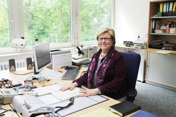 Brigitte Nordbruch, Verwaltung Studio Oldenburg