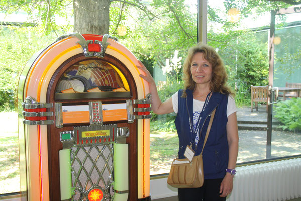 Susanne Kramer, Gästeführerin