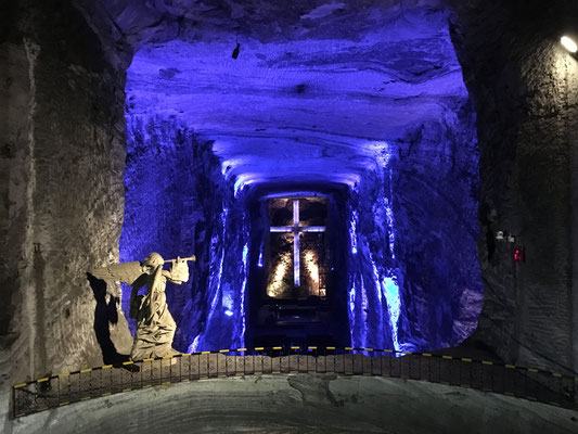 Zipaquirà (Salt Cathedral)