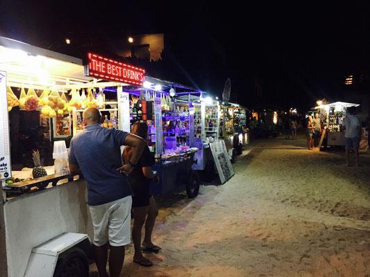 Caipirinha Bar`s in Jeri