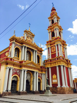 Iglesia San Francisco in Salta