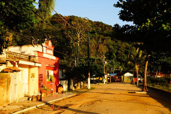 Vila do Abraao - Ilha Grande