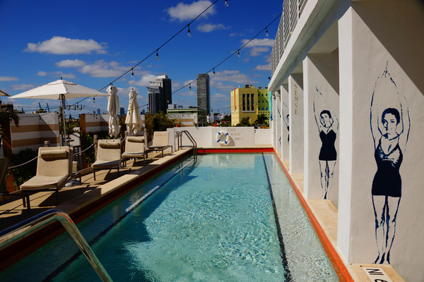 Miami South Beach - The Sense Hotel