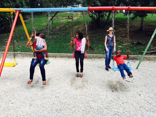 Dominikanische Republik - Unser Patenkind Gleide und seine Familie