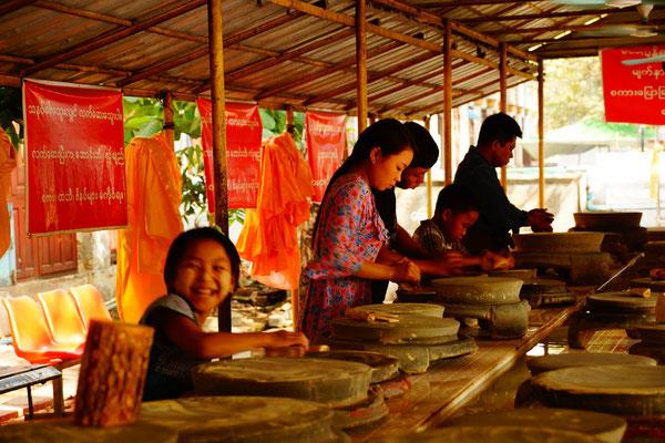 Thanaka Produktion