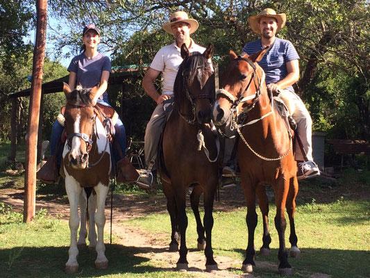 Pferderanch nahe Cordobà