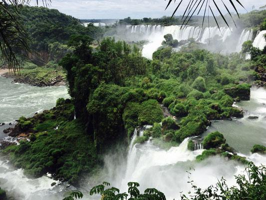 Iguazù Wasserfall