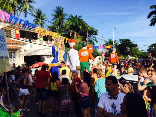 Karneval in Olinda - Recife