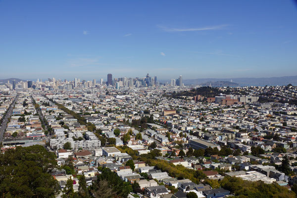Bernal Heights San Francisco