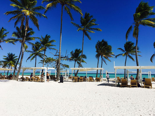 Punta Cana - Playa Juanillo