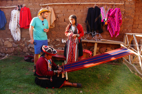 Peruanisches Handwerk