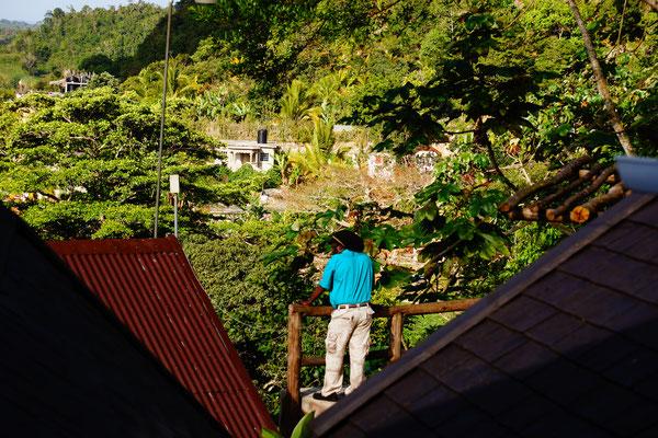 Jamaica - Nine Mile - Heimatdorf von Bob Marley