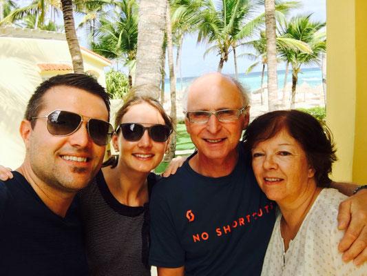 Wir und meine Eltern