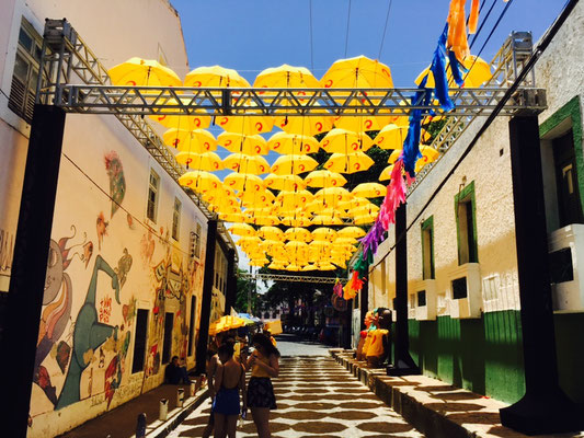 1 Tag vor dem Karneval - Hauptsponsor SKOL ist bereit