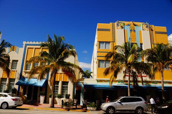 Miami South Beach - Ocean Drive