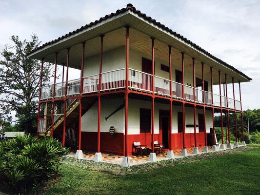Villa Finca Nora (Zone Cafetera / Kolumbien)