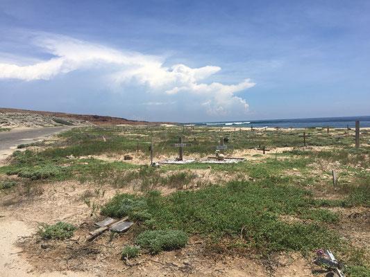 Aruba - Hunde Friedhof