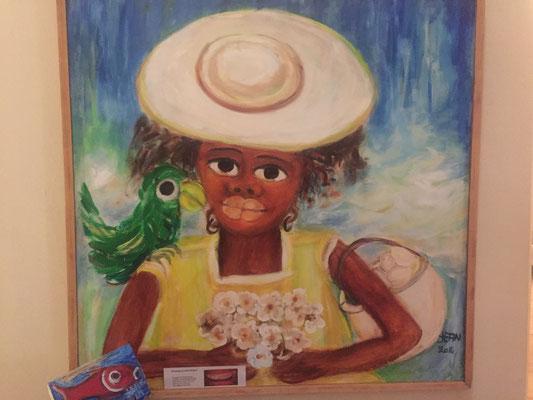 Kunst aus Curaçao
