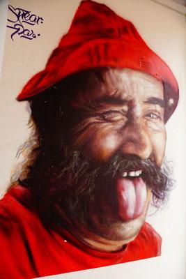 Jorge Selarón - Künstler der berühmten 250 Stufen
