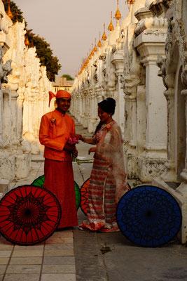 Traditionelle Hochzeitsbilder