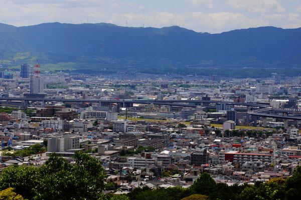 Aussicht Kyoto