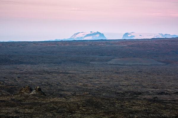 Kverkfjöll in the distance