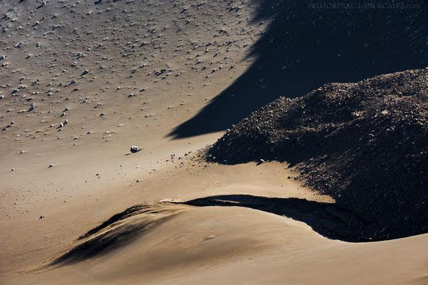 Urðarháls crater detail, any resemblance to the Mars?